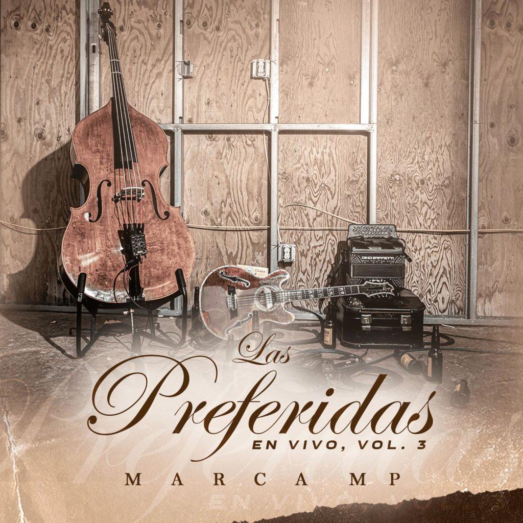 Marca MP – Las Preferidas, Vol. 3 (En Vivo) (Álbum 2020)