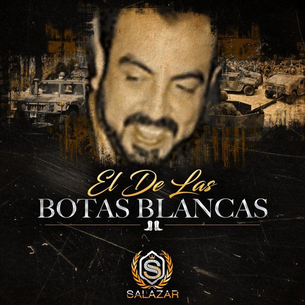 Jr Salazar – El De Las Botas Blancas (Single 2020)