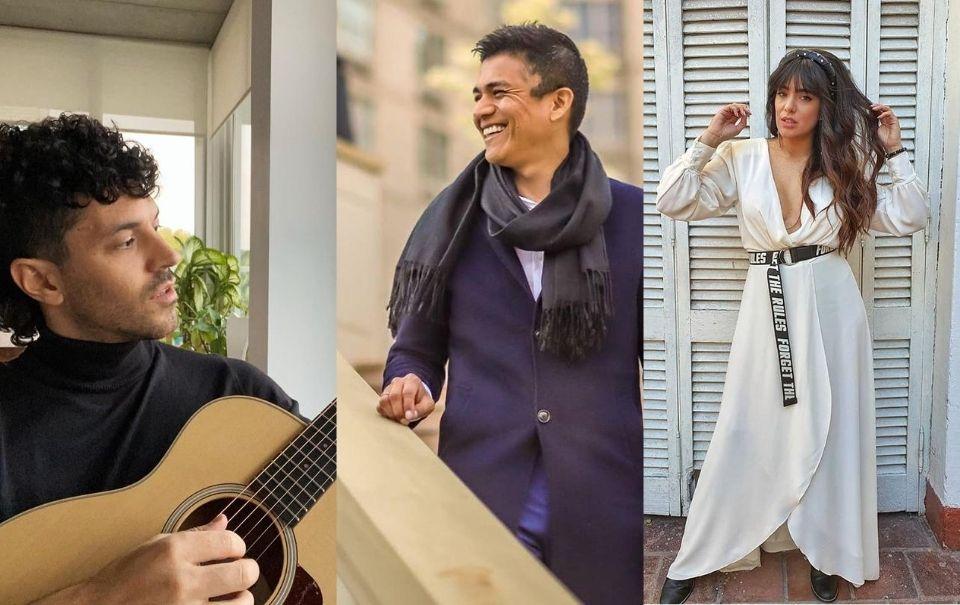 Conoce a los cantantes latinos que colaboraron con Los Ángeles Azules