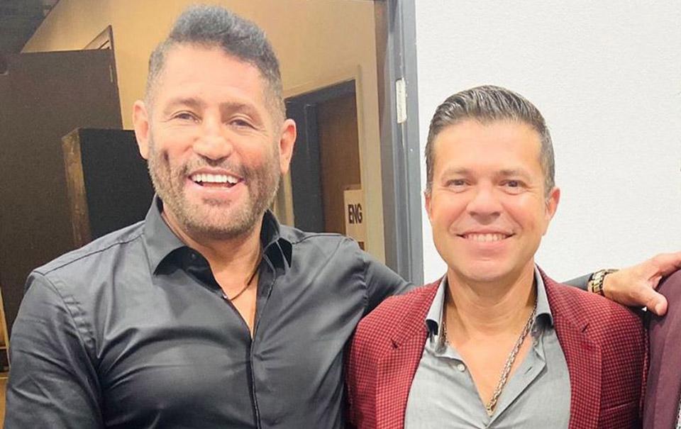 Pancho Barraza y Jorge Medina además de colegas, son grandes amigos