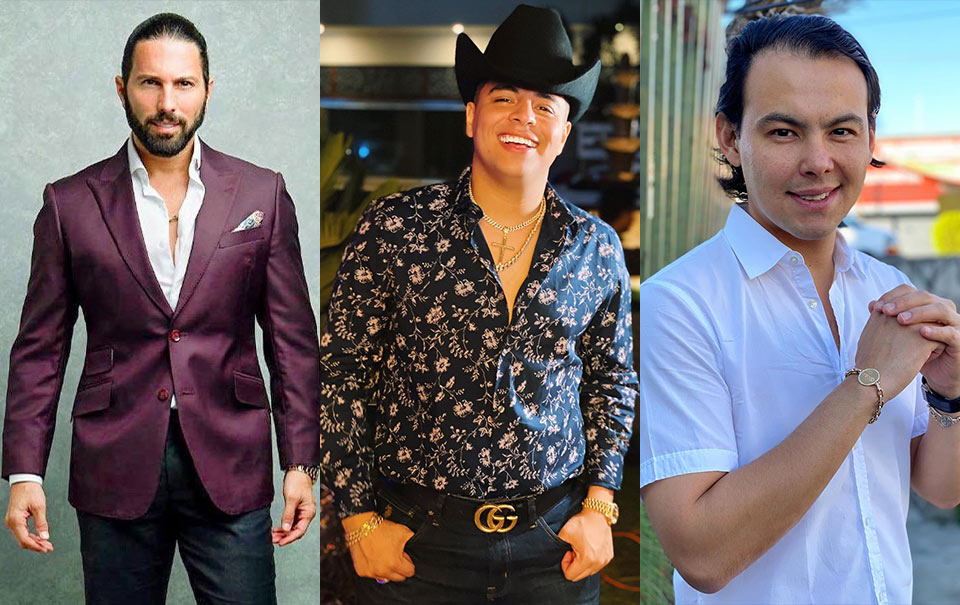 """Poncho De Nigris anuncia colaboración con Eduin Caz y """"El Yaki"""""""