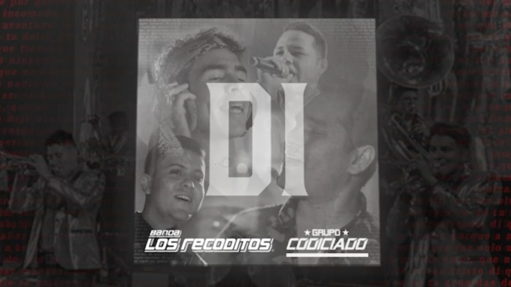 Banda Los Recoditos anuncia nueva colaboración con Grupo Codiciado