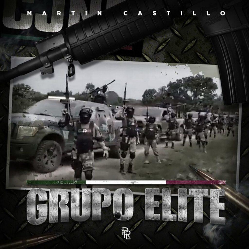 Martin Castillo – Grupo Elite (Single 2020)