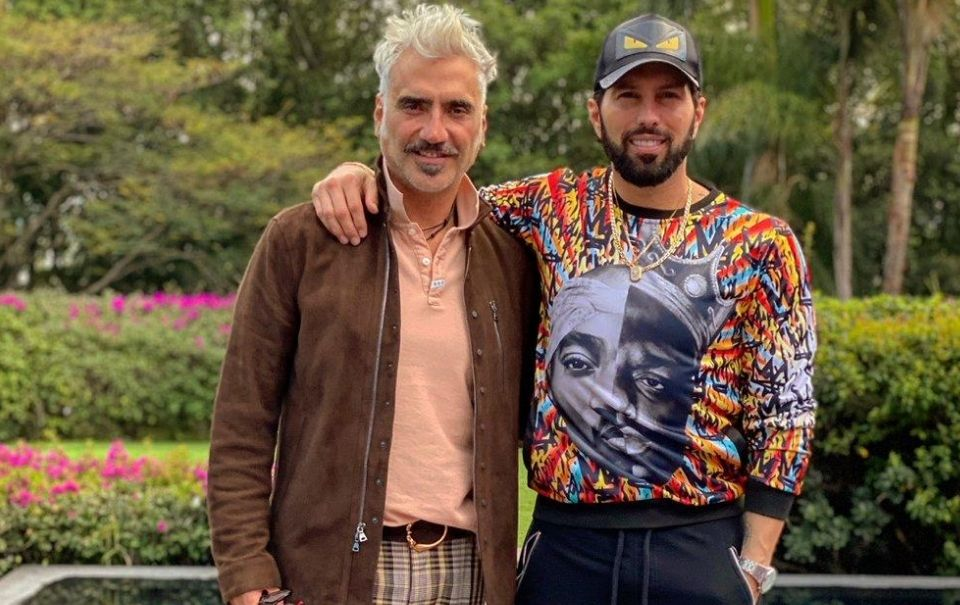 El Potrillo y Poncho de Nigris anuncian colaboración