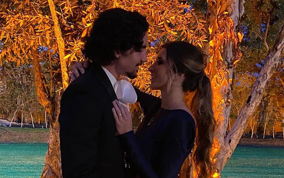 Alex Fernández se nos casa, ¡Se comprometió con su novia!