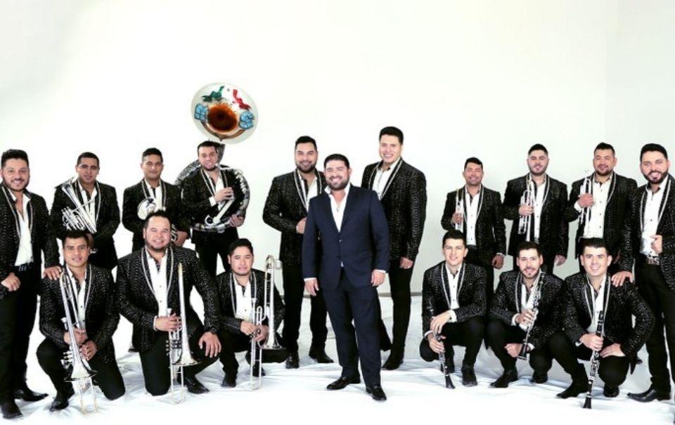 Banda MS también se unió a los festejos del 15 de septiembre