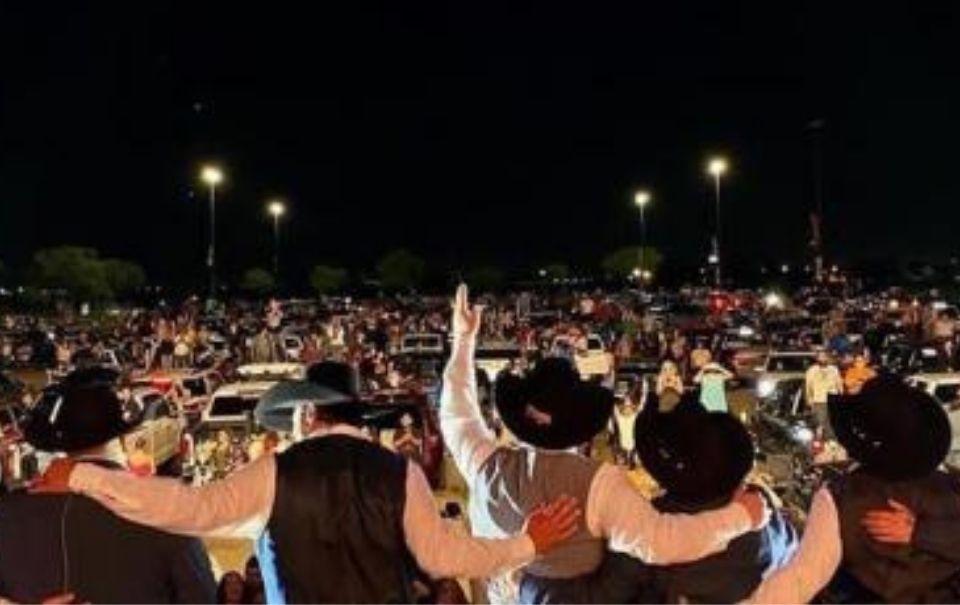 Los conciertos que darán los Gruperos por el 15 de septiembre