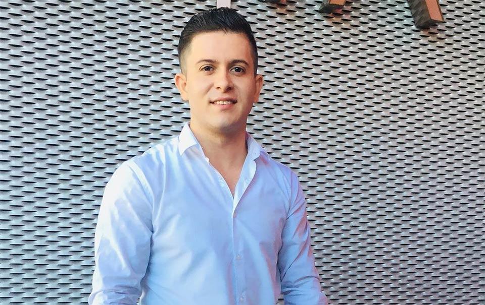 """Eduardo Loaiza cumple su primer año con """"Los Recoditos"""""""