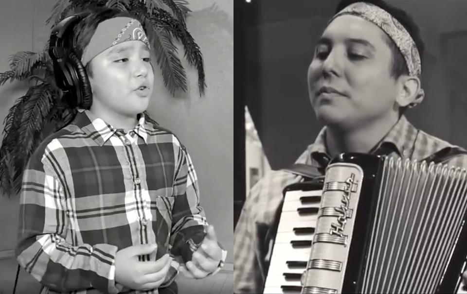 Hijo de Edwin Luna le hace un conmovedor regalo por su cumpleaños