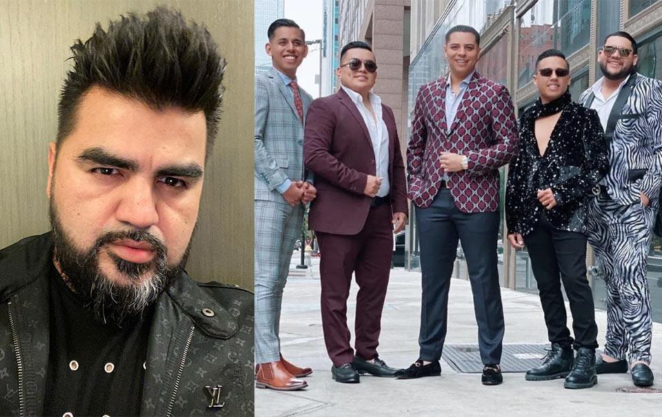 """Luis Antonio López """"El Mimoso"""" habla de la fama actual de Grupo Firme"""