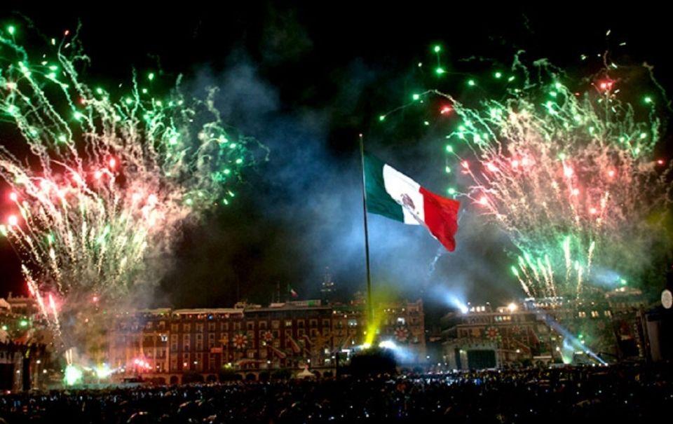 ¿En dónde celebrar el grito de 15 de septiembre en México?