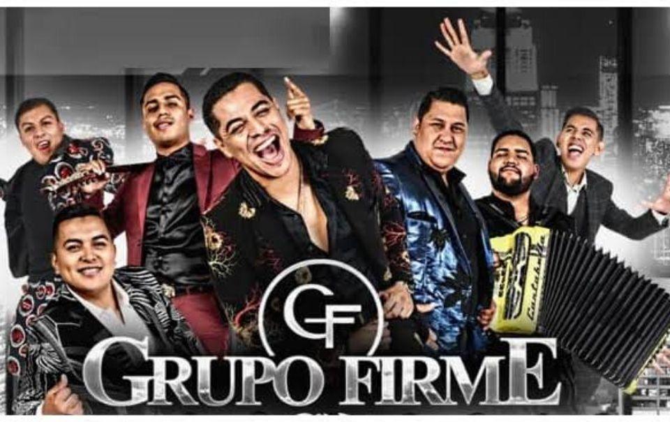 Grupo Firme logra un Sold Out para el 2021, 6 meses antes del concierto