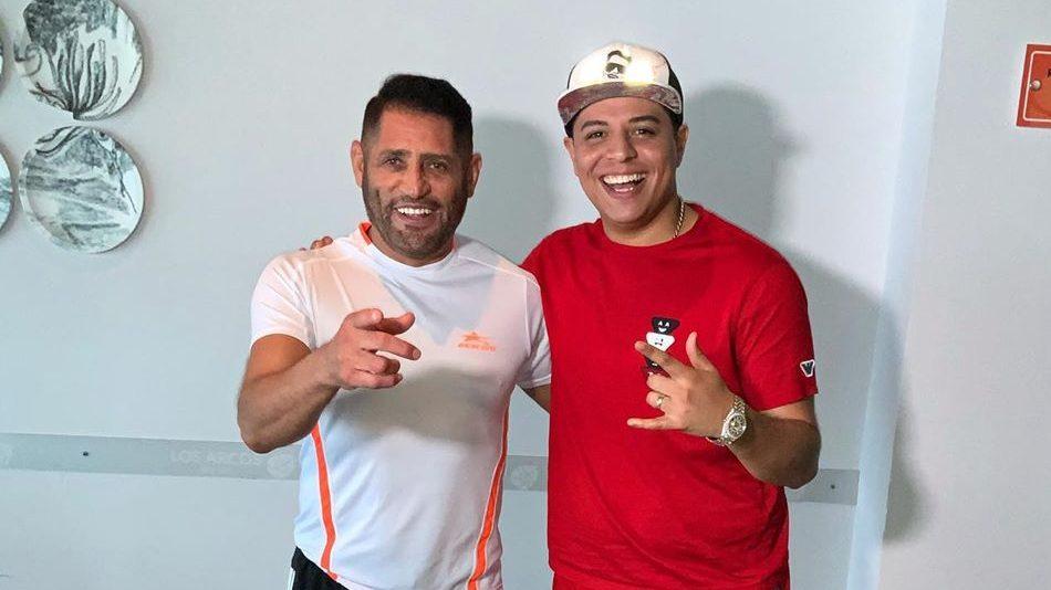 Grupo Firme y Pancho Barraza reinterpretan «Mi Enemigo El Amor»