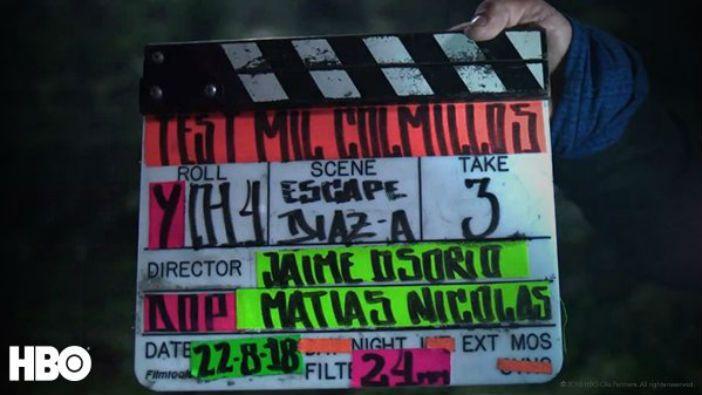 """EL CINEMATOGRAPHER MATIAS NICOLAS PRESENTA NUEVA SERIE EN HBO """"MIL COLMILLOS"""""""