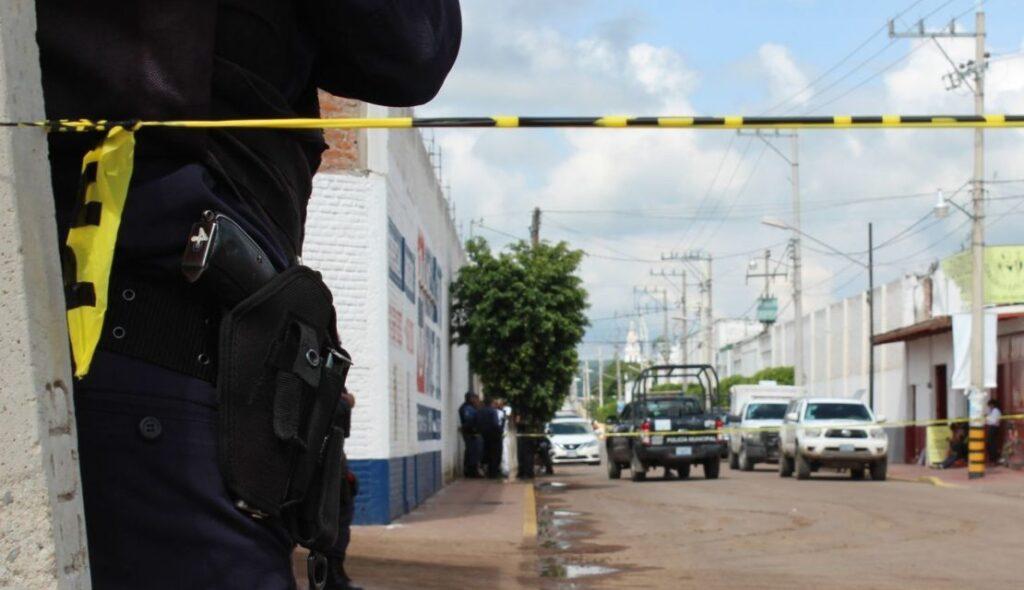 OTRA BALACERA EN UN FUNERAL, OTRA VEZ EN GUANAJUATO: CINCO PERSONAS MUEREN