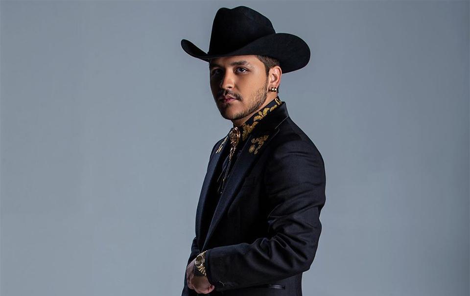 Christian Nodal se convierte en el Artista Regional Mexicano del año