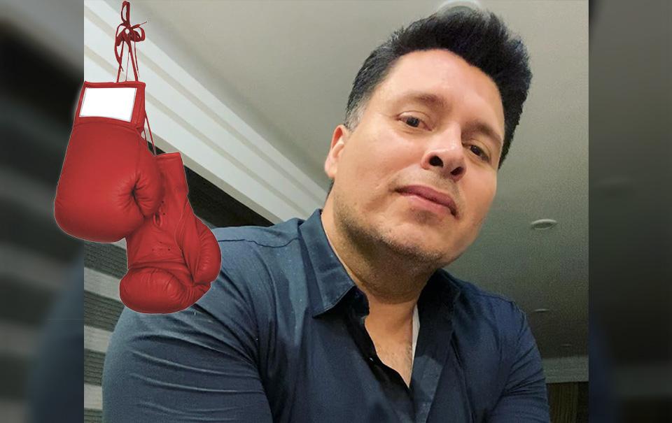 Walo Silvas sigue disciplinado en su faceta de boxeador