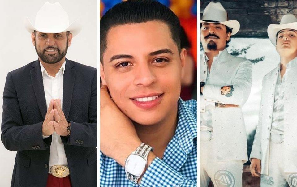 Pancho Barraza, Eduin Caz y Los Dos Carnales se unen para ayudar a niños con cáncer