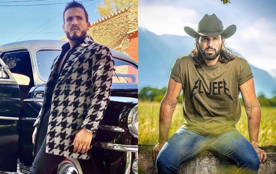 Pancho Uresti y Poncho de Nigris podrían hacer una canción juntos