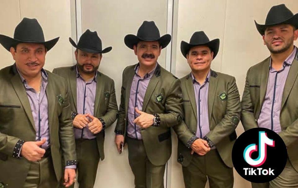 Los Tucanes de Tijuana nuevamente son un éxito en TikTok
