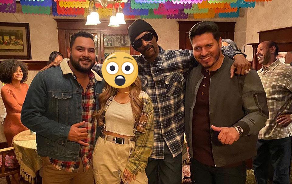 Banda MS ya prepara otra colaboración con Snoop Dogg y con…