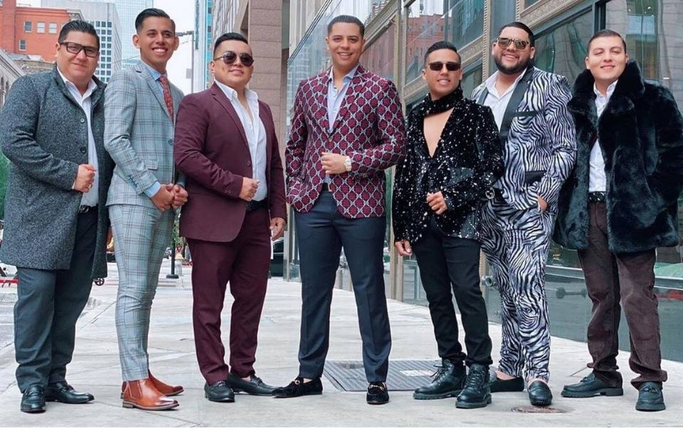 Grupo Firme ultimando detalles de su próximo disco