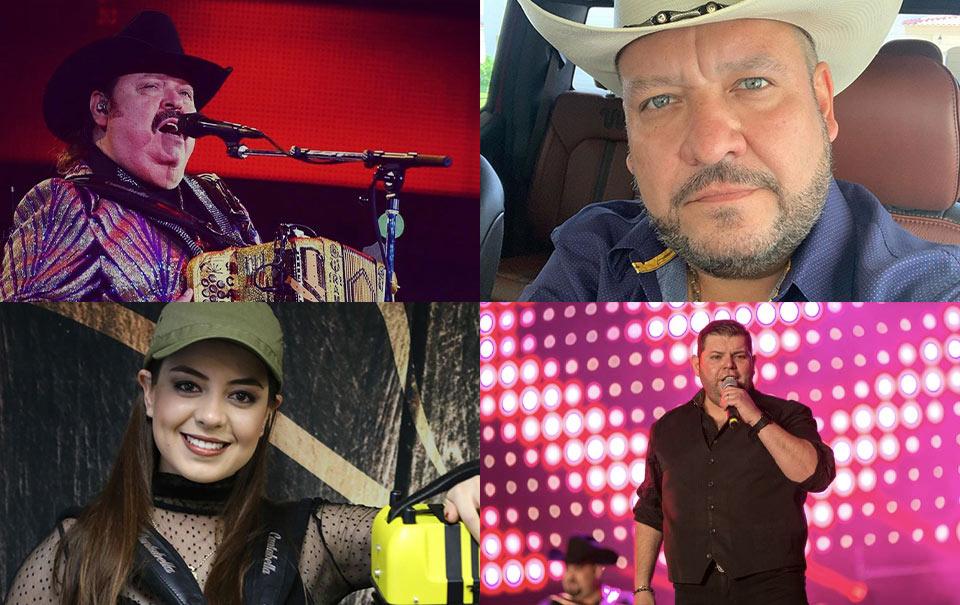 Ramón Ayala, Beto Zapata y Janeth Valenzuela se unen por la música