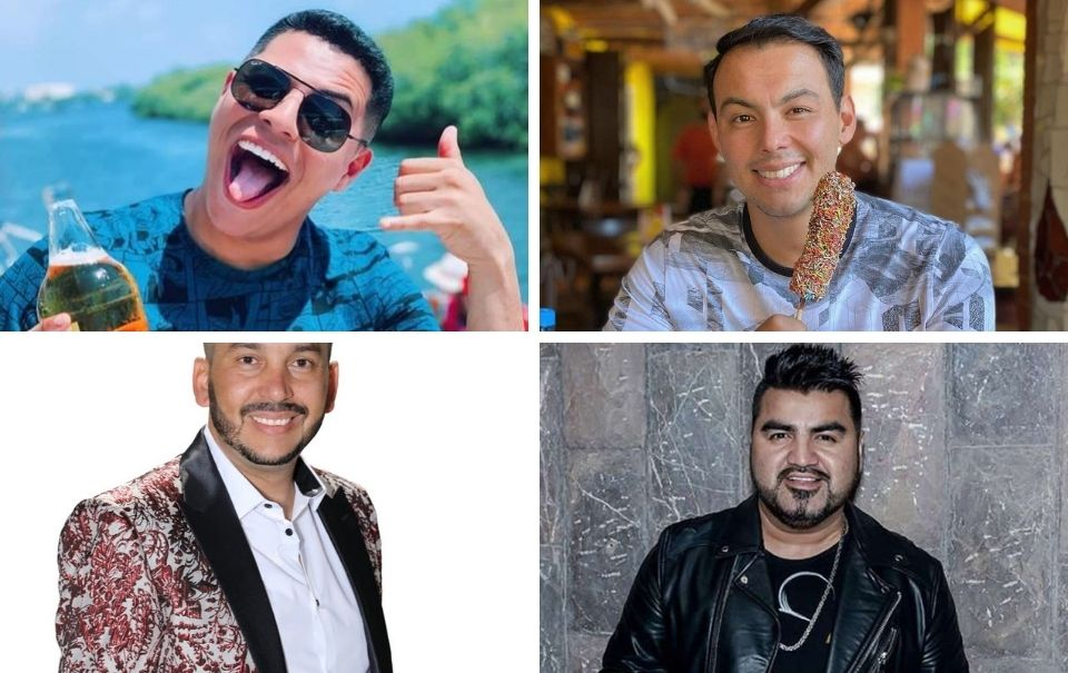 """Bomba de Grupo Firme con """"El Flaco"""", """"El Yaki"""" y """"El Mimoso"""""""