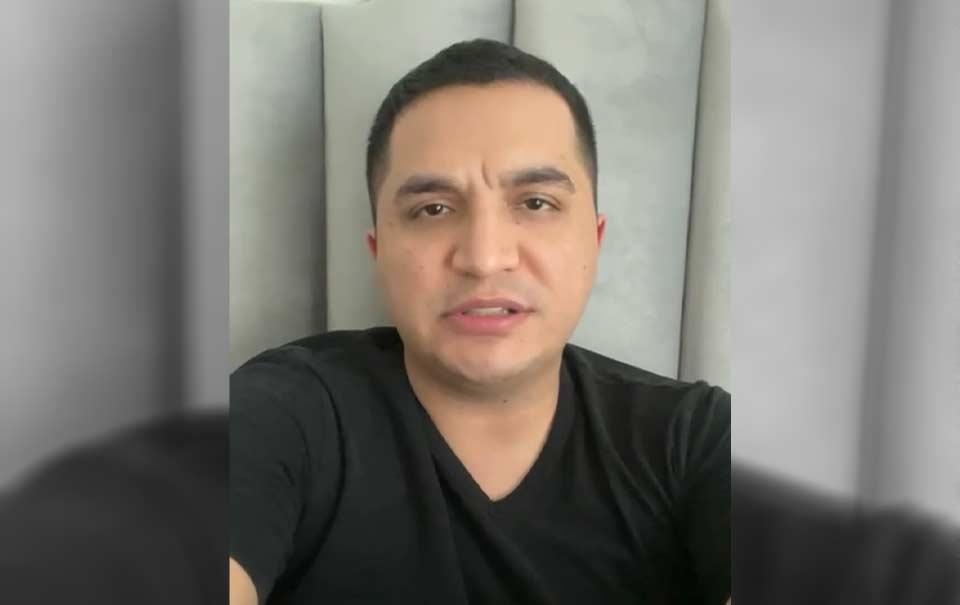 Le roban redes sociales a Josi Cuén y además lo extorsionan