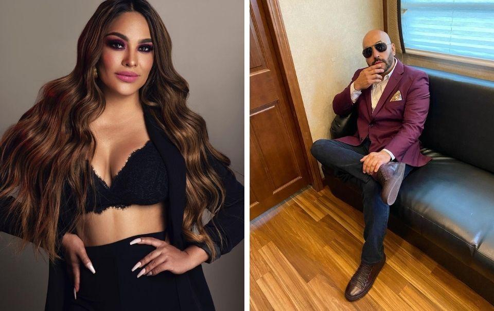 Ex de Lupillo Rivera lo acusa de querer quitarle a sus hijos
