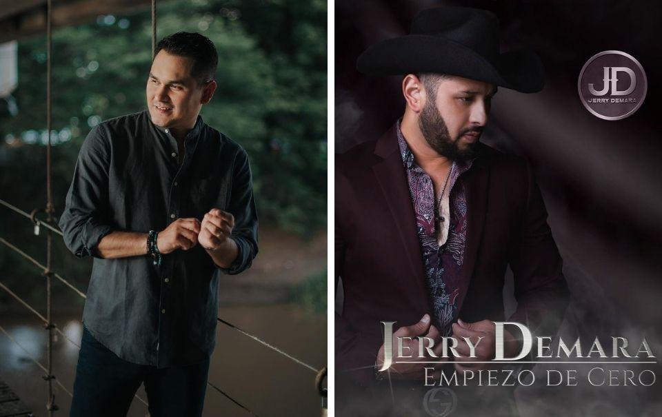 Samuel de Recoditos hace un pequeño homenaje a Jerry Demara