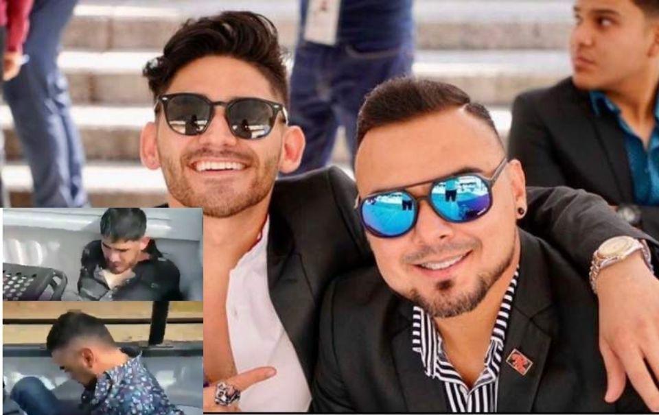 Se viraliza supuesta detención de Ricky Yocupicio y Geovanni Mondragón